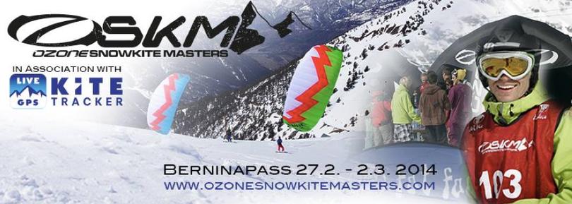 Ozone Snowkitemasters 2014