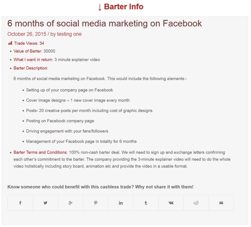 Facebookマーケティングを6か月間やるよ!案件