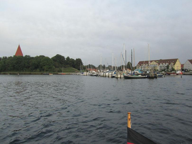 Hafen Poel bei Wismar