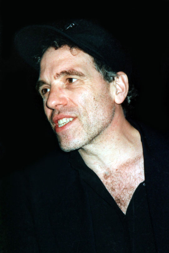 Abel FERRARA - Festival de Cannes 1995 - Photo © Anik COUBLE