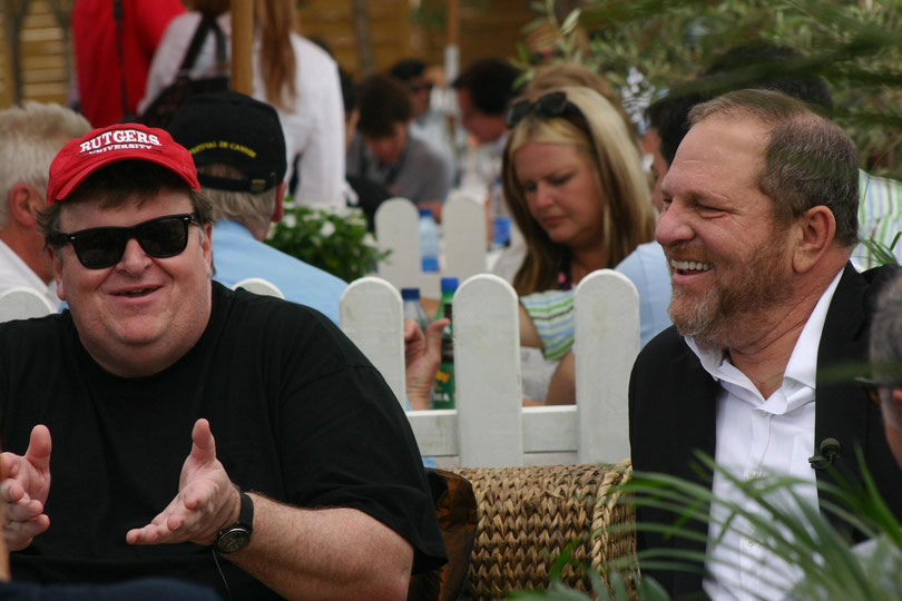 Michael MOORE - Festival de Cannes 2007 - Photo © Anik COUBLE