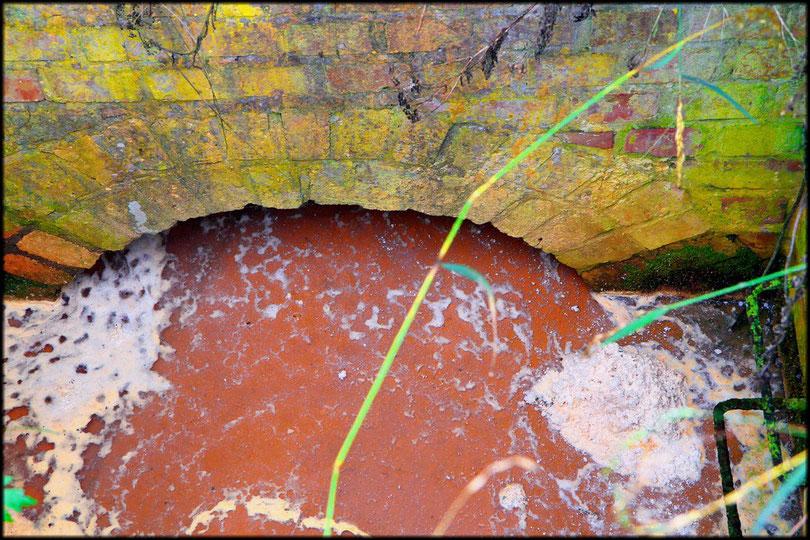 Der Abwasserkanal