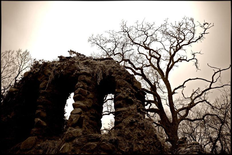 Ruine der Spithaler Kapelle