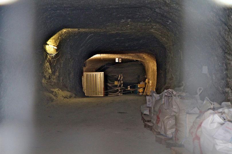 Asse: Kontaminierter Laugensumpf vor Kammer 12, die als zweite angebohrt werden soll