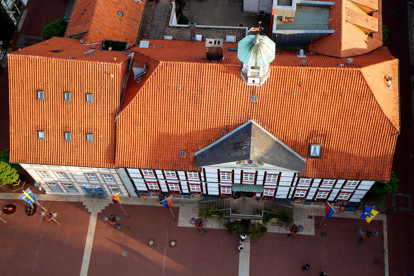 Lüchow: Altes Rathaus
