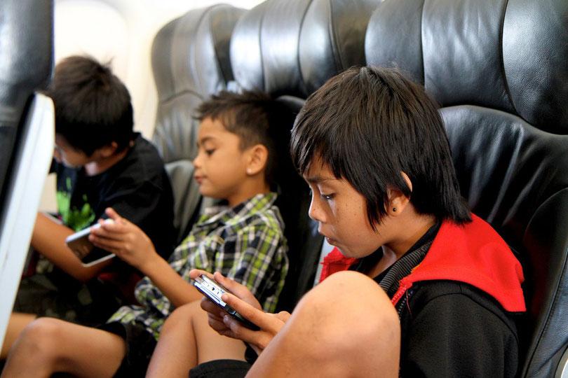 Die nächste Generation im Flugzeug