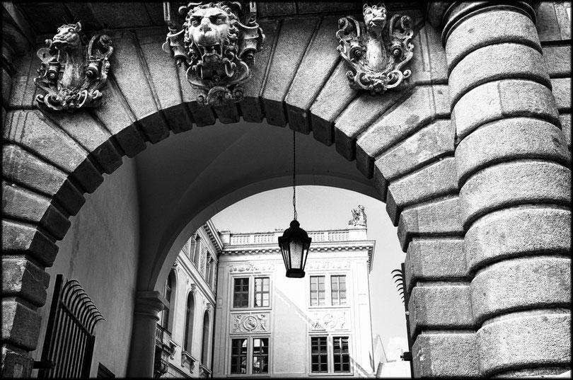 Am Dresdner Zwinger