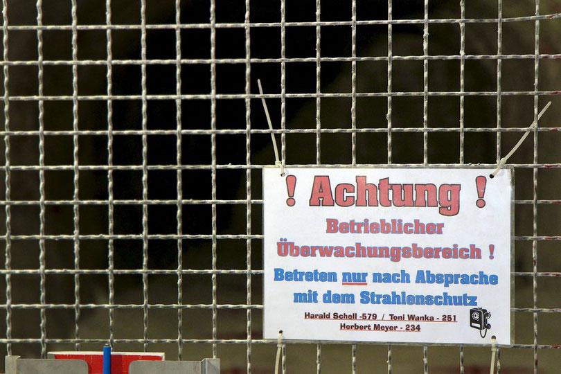 Asse: Kammer 7 auf der 750m-Sohle soll als erste angebohrt werden