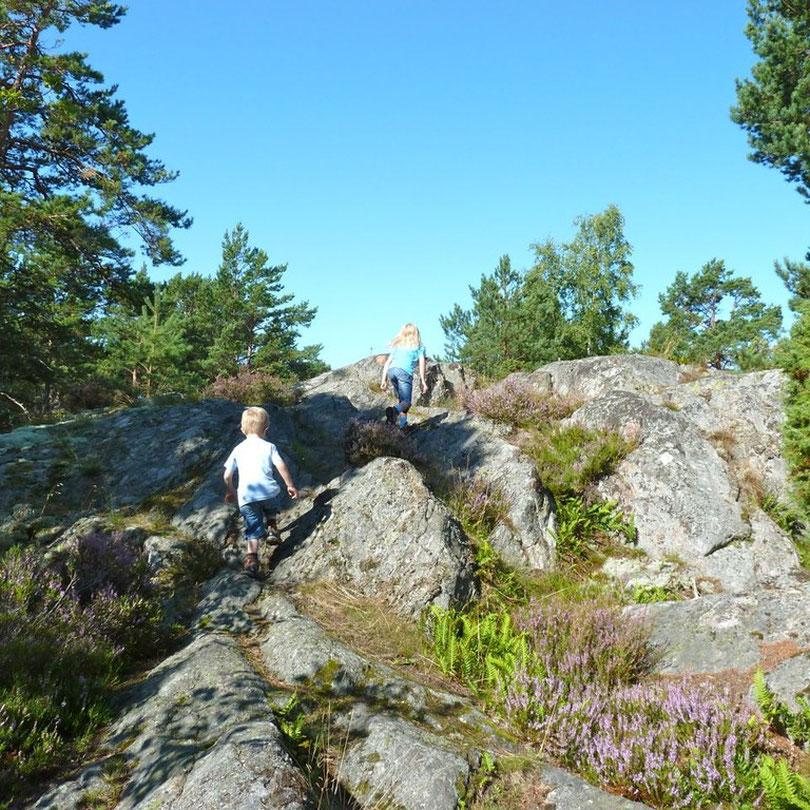 Schären bei Valdemarsvik