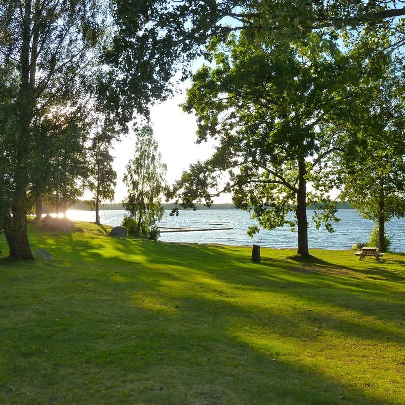 Stellplatz Vissefjärda