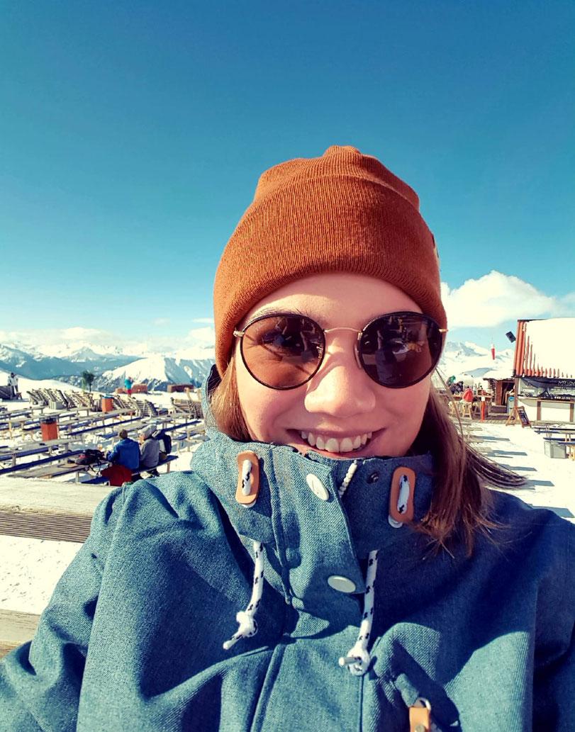 """Jessica Keller - Snowboardleiterin und """"Hausmutter"""""""
