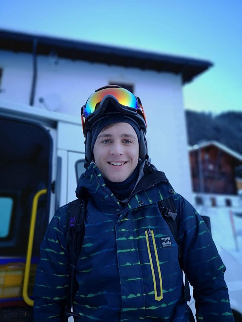 Dominik - Skileiter