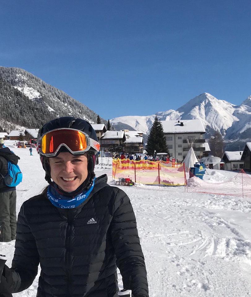 Steffi - Skileiterin