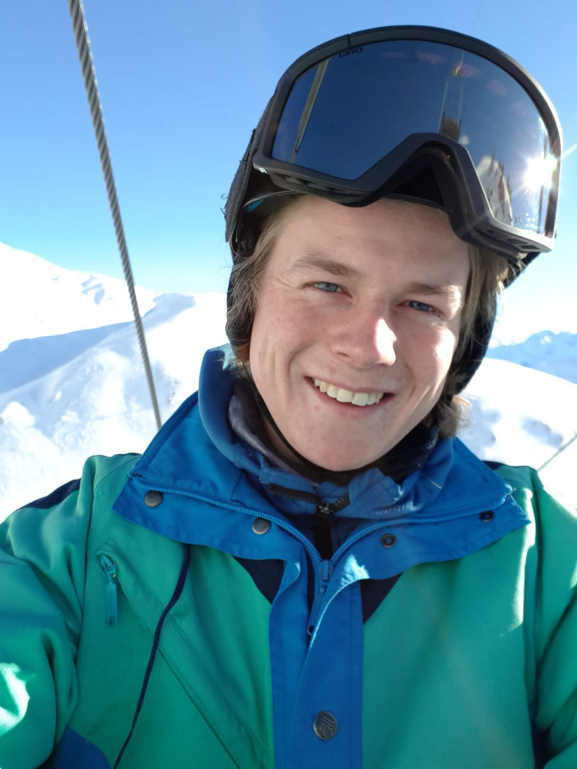 Cédric - Skileiter