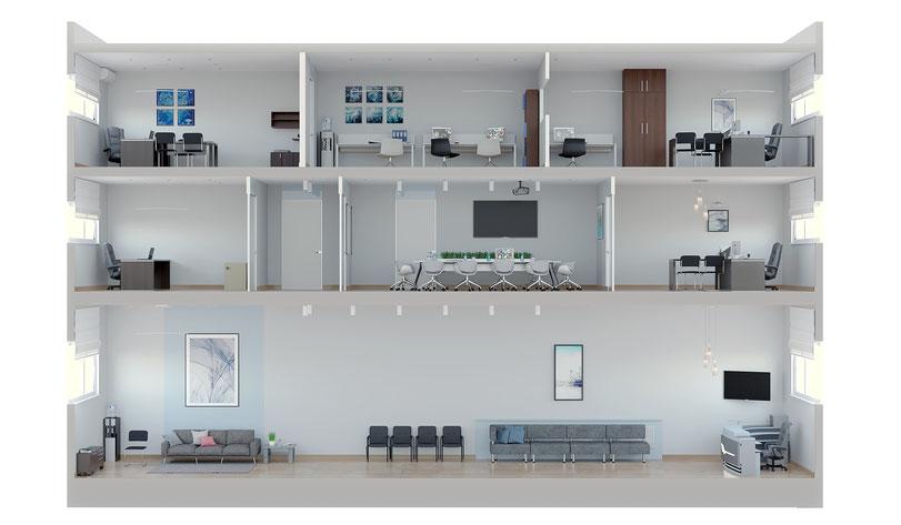 Architekturvisualisierung Preise immogrundriss knx grundrissservice grundrisszeichenservice günstig