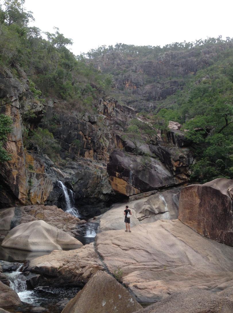 Jourama Wasserfall