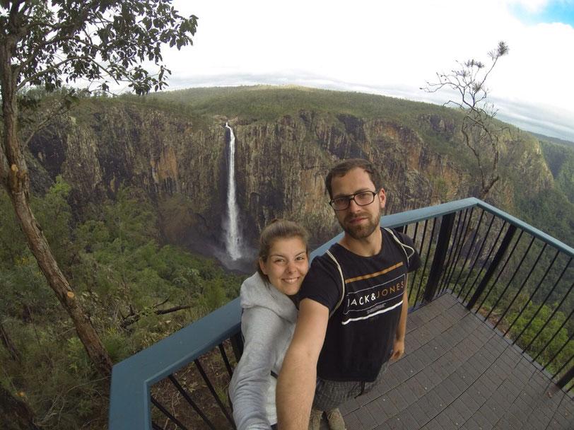 Wallaman Wasserfall