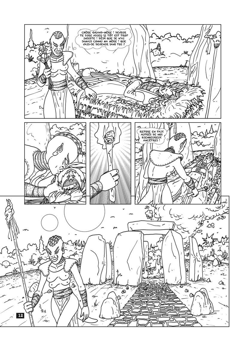 Étoile Miraculeuse 3 page 12