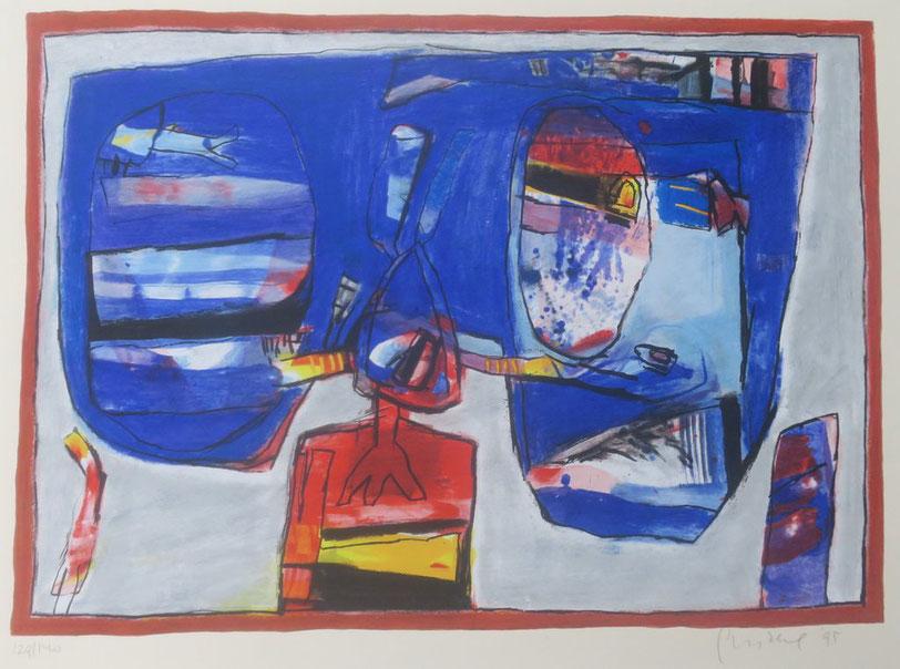 te_koop_aangeboden_een_zeefdruk_van_de_nederlandse_kunstenaar_geert_vrijdag_1946_moderne_kunst_20ste_eeuw