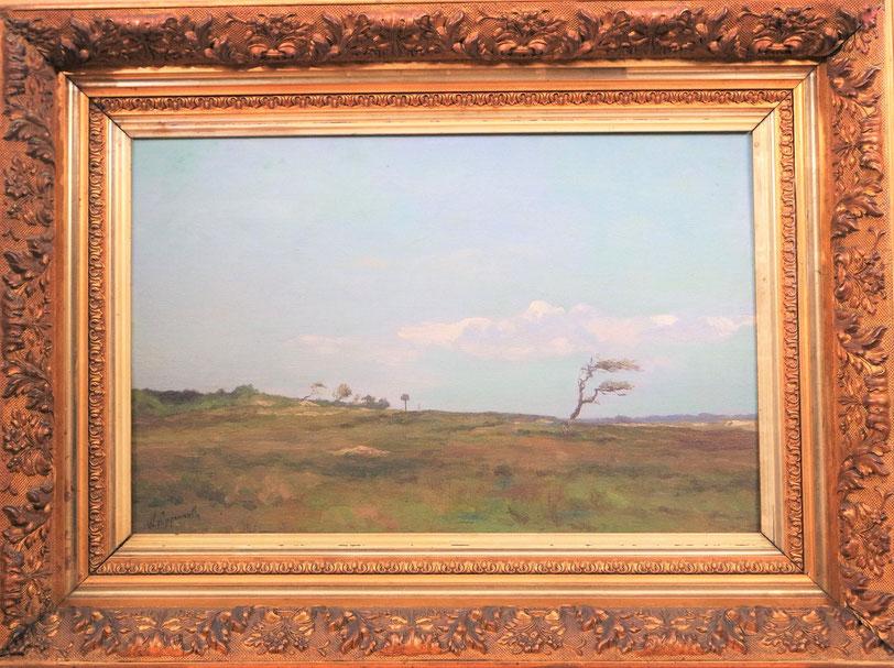 te_koop_aangeboden_een_schilderij_van_willem_johannes_oppenoorth_1847-1905_haagse_school