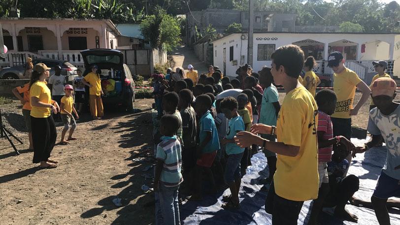Quartier Libre à Mayotte