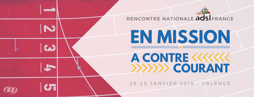 bannière rencontre ADSL France 2018
