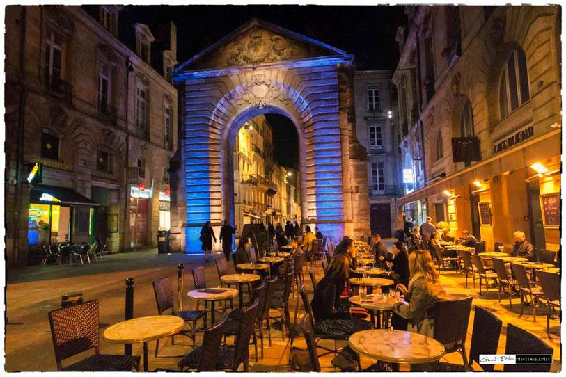 Bordeaux soiree plein air porte dijeaux