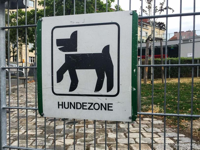 Parkanlage Engerthstraße, 1020 Wien, Hundezone - AbsolutHund.at