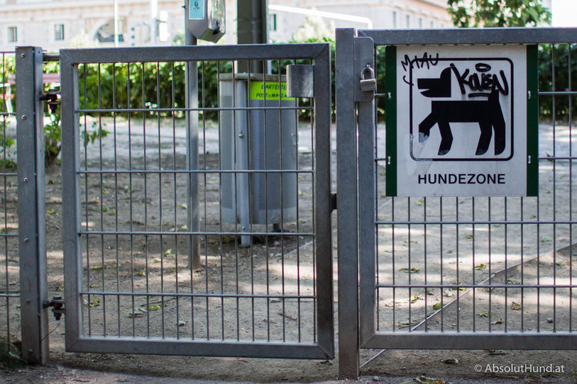 Hundezone Resselpark, 1040 Wien - AbsolutHund.at