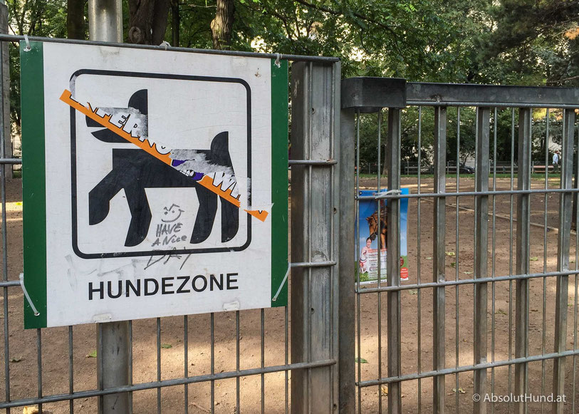 Hundezone, 1030 Wien