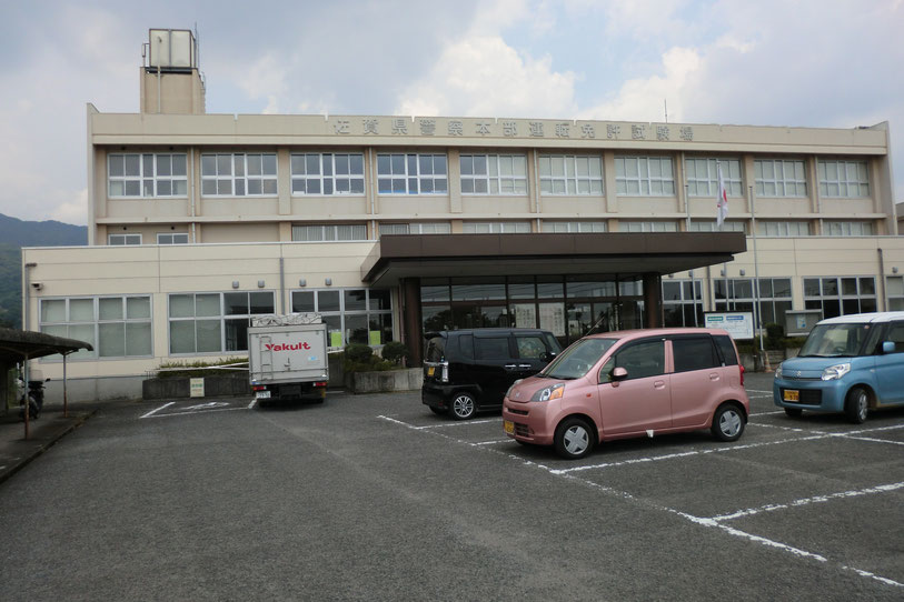 佐賀市川久保で飛び込み一発免許試験
