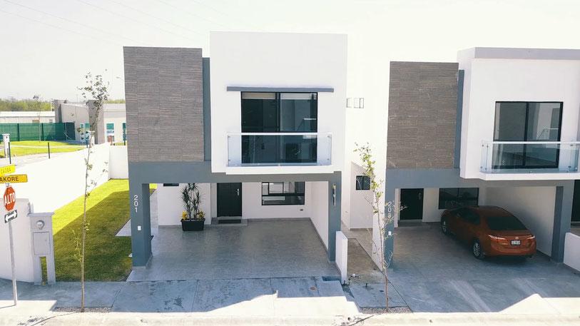 casa catania katavia residencial, rinconada colonial de apodaca