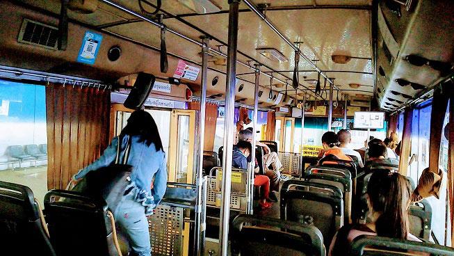 バンコクドンムアンA1空港バス