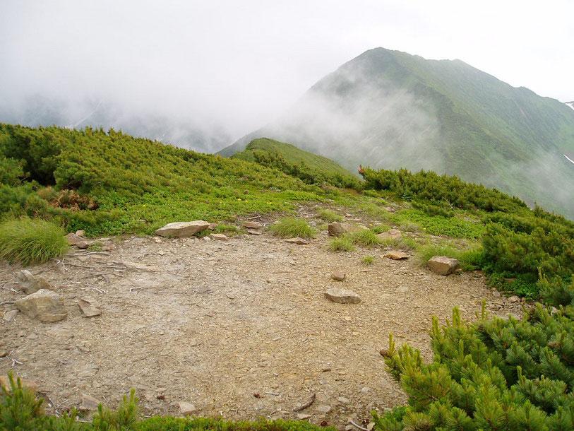 1856峰北戸蔦別岳