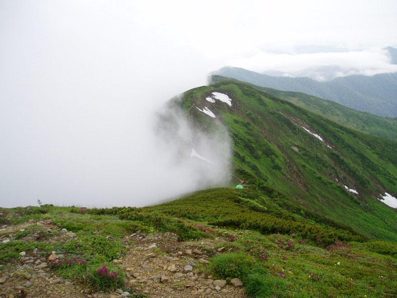 ヌカビラ岳