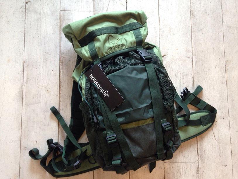 NORRONA(ノローナ)hjerkinn Pack 40L ¥25,920(税込)