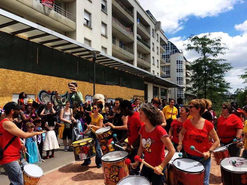 Batucada Zé Samba - Hauts de Cergy