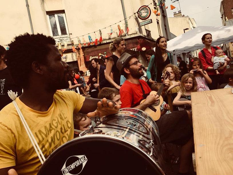 Pagode Zé Samba - Rêvons mai
