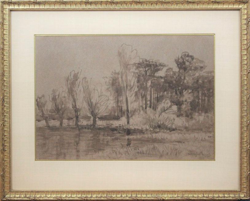 te_koop_aangeboden_een_kunstwerk_van_de_haagse_school_kunstschilder_hendrik_johannes_weissenbruch_1824-1903