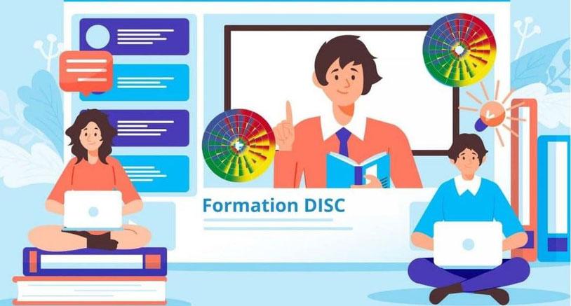 Programme de la formation Communiquer avec le modèle DISC Dolorès FRETARD
