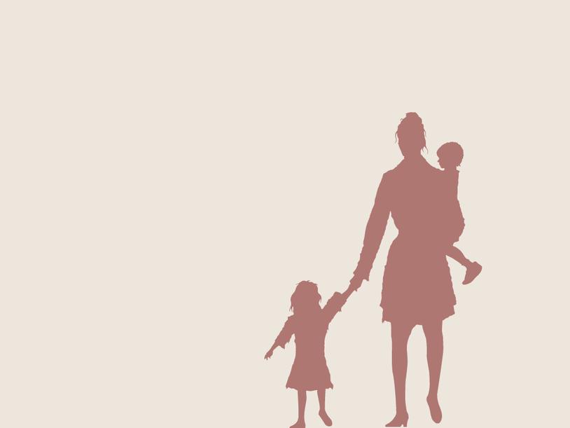 Wenn Frauen Kinder kriegen müssen Zurück zur Gewalt?