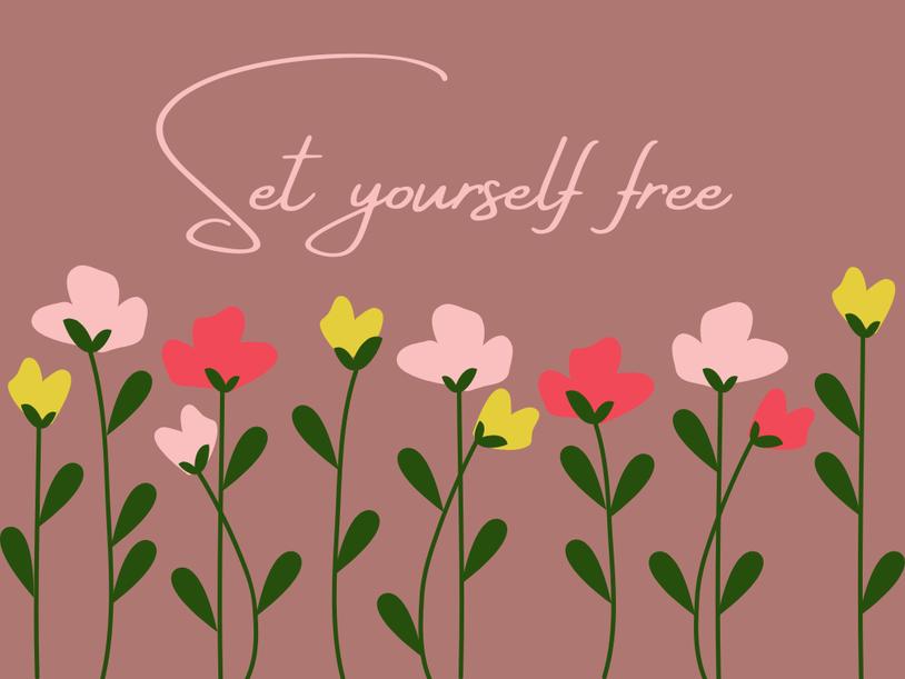 Yoni-Tagebuch Set yourself free