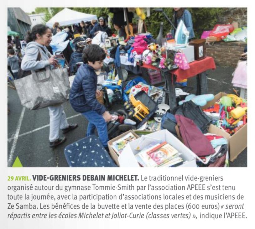 Le Journal de Saint-Ouen sur Seine - Mai 2018