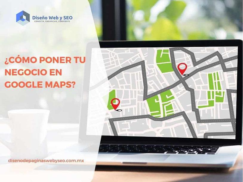 como poner tu negocio en google maps
