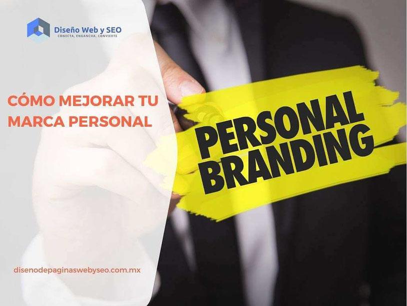 como mejorar tu marca personal