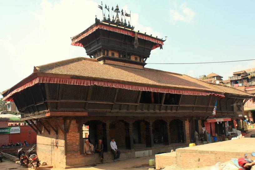 Temple de Bhimsen à 2 niveaux