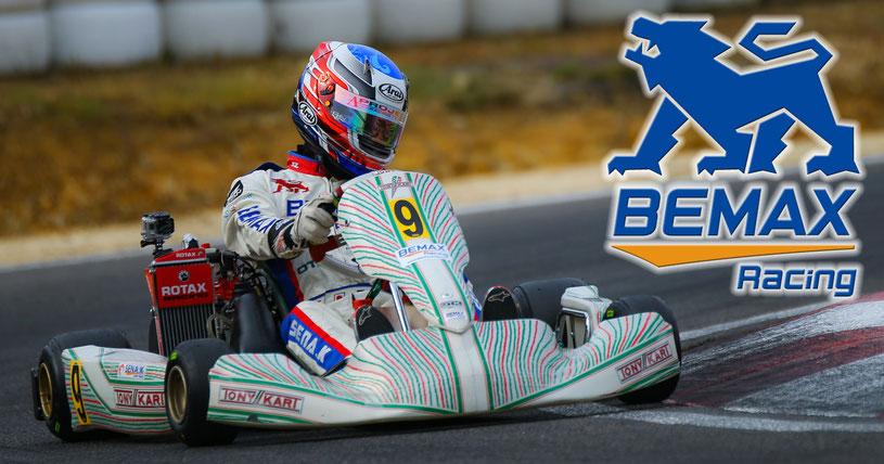 レーシングカートショップ & チーム BEMAX RACING (ビーマックスレーシング)