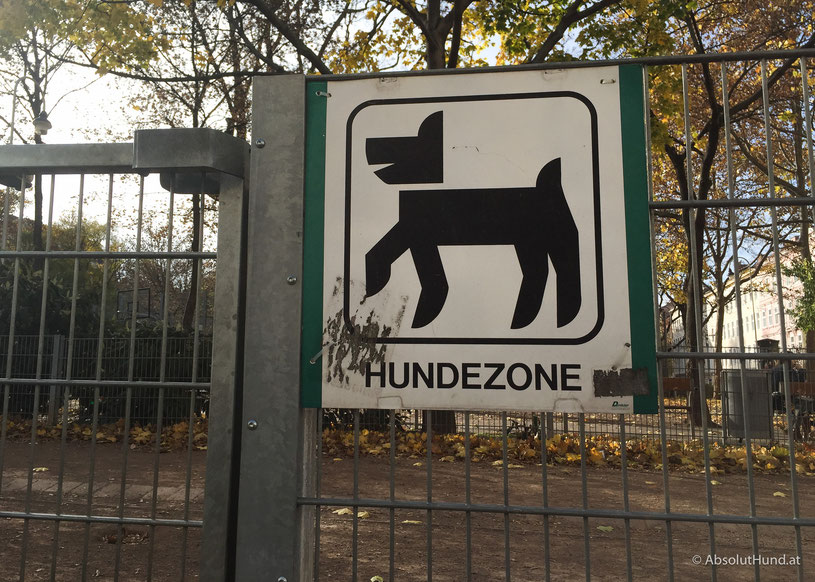 Hundezone Einsiedlerpark 1050 Wien