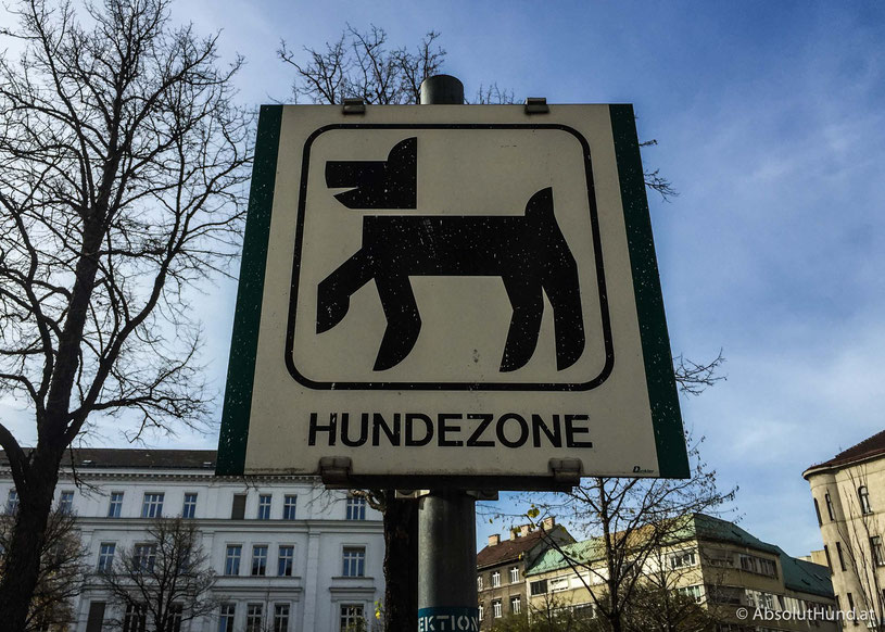 Hundezone am Hundsturm Wien