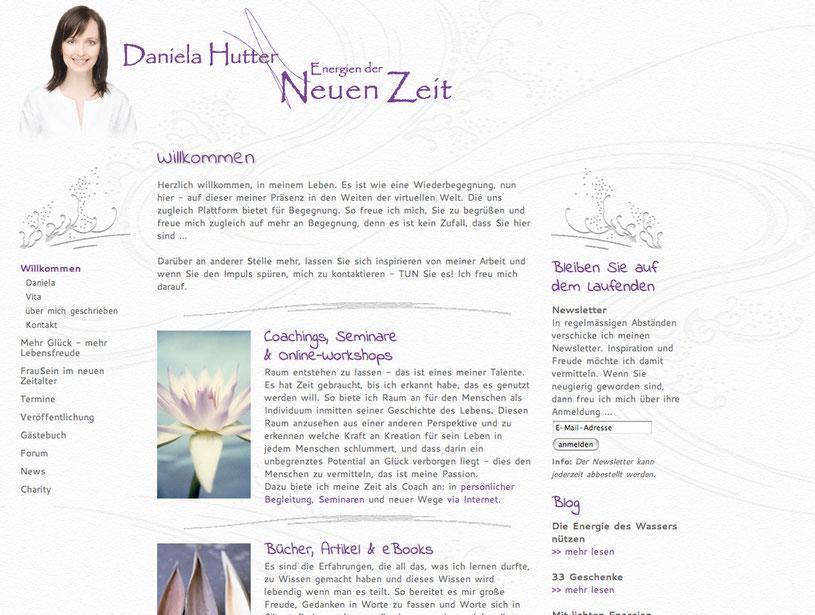 www.danielahutter.com